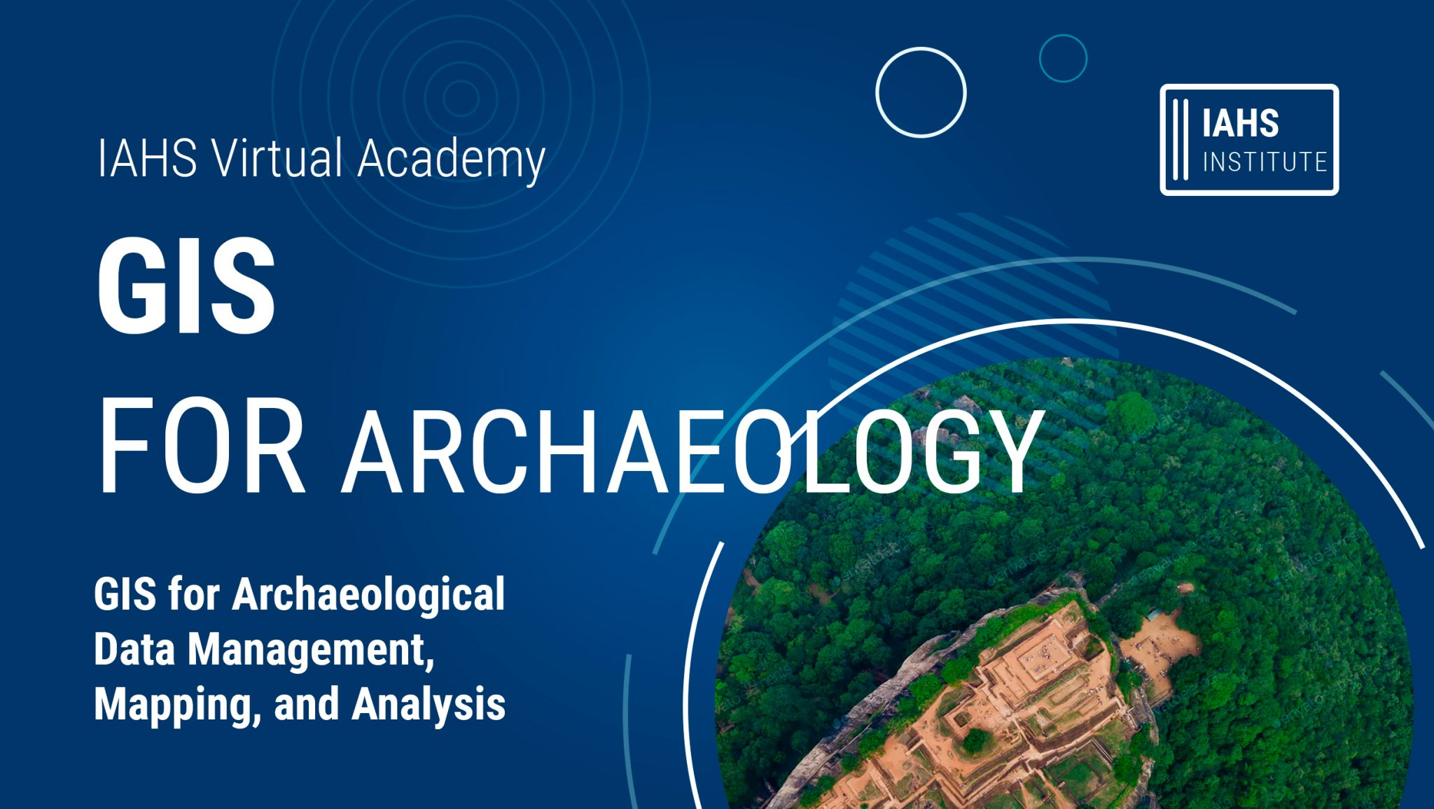 GISArch 101: GIS for Archaeology